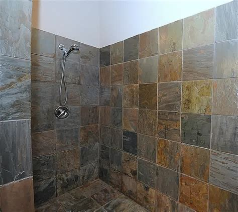 Walk In Shower Doors Walk In Shower Without Door In Recent Homesfeed