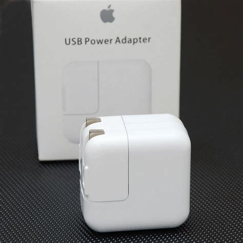 original genuine oem 12w usb power adapter wall charger for apple 2 3 4 air ebay