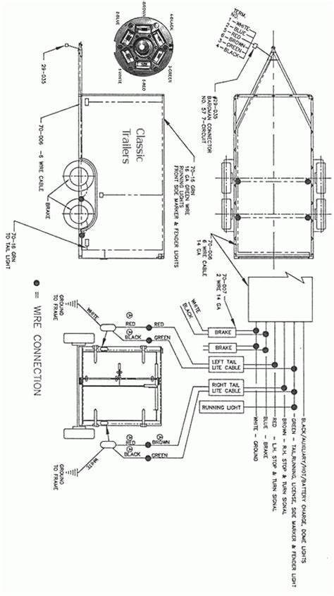 7 blade trailer wiring diagram on big tex wiring diagram