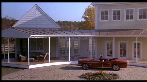 the house sitter movie steve martin s yellow house in housesitter celebrity