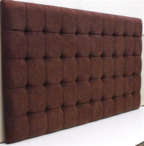 extra tall milano faux leather headboard from century textiles