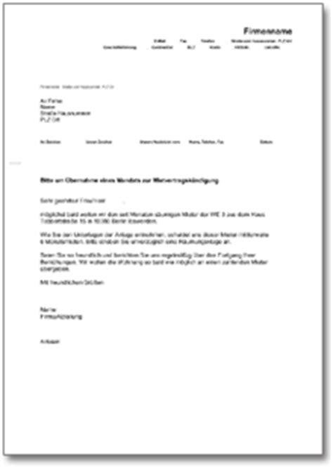 Anschreiben Adrebe Ansprechpartner Beauftragung Eines Rechtsanwalts Mit Mietvertragsk 252 Ndigung De Musterbrief