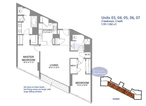 hawaii floor plans koolani honolulu hawaii condo by hicondos com