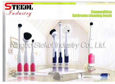 electric bathroom cleaning brush china electric bathroom cleaning brush tv cb215 china bathroom cleaning brush