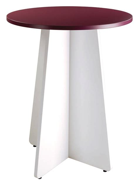 standing height snack table alto reality