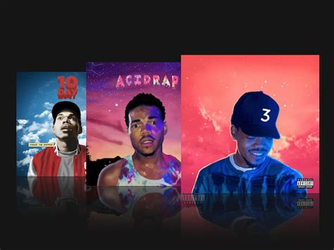 10 day chance the rapper mixtape the story behind chance the rapper s mixtape covers