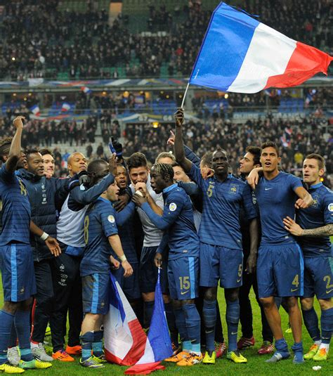 Les salaires des joueurs de l'équipe de France de football L Equipe Football