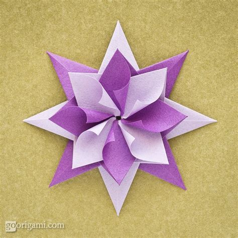 Colorful Origami - picture of colorful origami