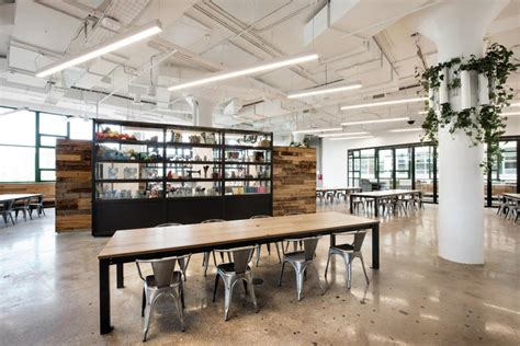 Local Handmade Furniture - etsy s new ultra sustainable headquarters is filled with