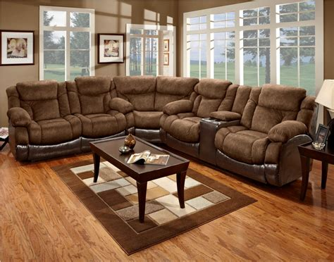 sectional sofas with recliners and sleeper elegant
