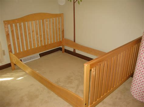 Convert Crib To Bed by Sandhill Creations
