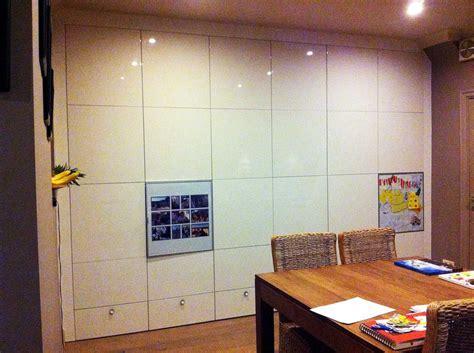 Armoire Besta by Un Mur Complet Besta Armoires Avon Et Ikea