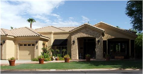 single level homes arizona waterfront homes 187 wellington estates single level luxury home