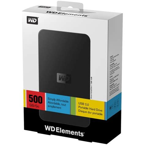 Harddisk External Axioo 500gb buy western digital elements 500gb portable drive 2 5 quot usb 2 0 at computers