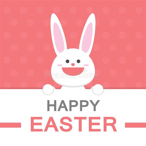 smile templates for cards happy easter day smile bunny vector greeting card