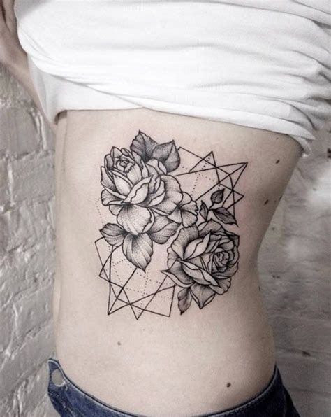 tattoo inspiration parents 25 best ideas about geometric rose tattoo on pinterest