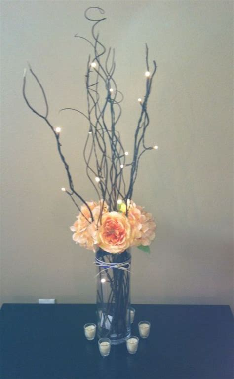 25 b 228 sta lighted branches wedding id 233 erna p 229 pinterest