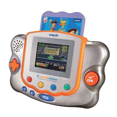 v smile console console vsmile pocket toystory 2 vtech achat vente