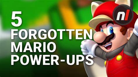 Ups Power Up 600v 5 Forgotten Mario Power Ups