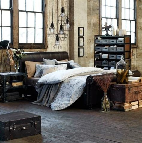 Rustic Antique Decor by Best 25 Rustic Industrial Bedroom Ideas On
