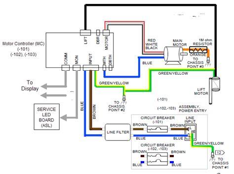 motor controller mc replacement