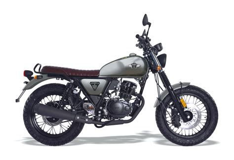 125ccm Motorrad Triumph by The Learner Legal Scrambler 125 New From Wk