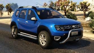 Dacia duster 2014 gta5 mods com