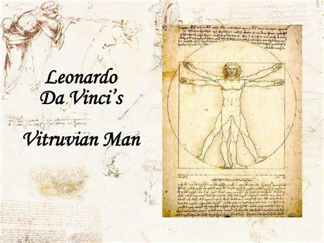Ppt Leonardo Da Vinci S Vitruvian Man Powerpoint Presentation Id 1320607 Leonardo Da Vinci Powerpoint