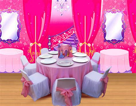 Chair Sash Rental Princess Princess Party Themes For Kids Party Rental