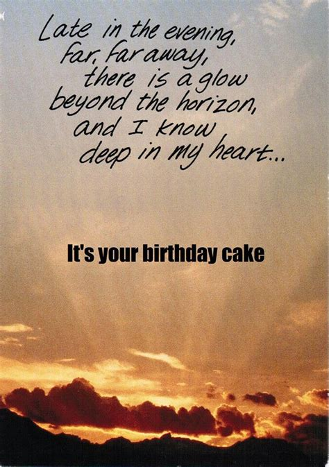 Birthday Quotes For Heaven Birthday Wishes To Funny Birthday Quotes Pinterest