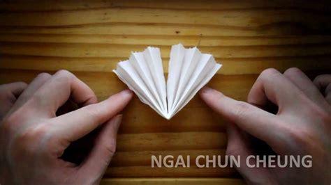 Toilet Paper Origami Flower - origami toilet paper flower pot
