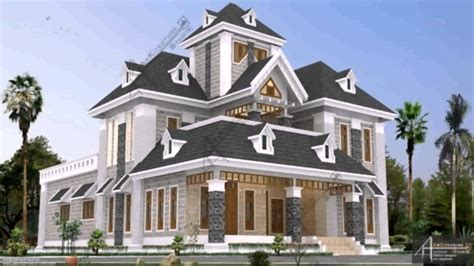 european style houses european style house plans kerala