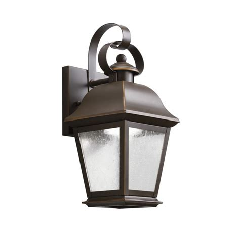 Kichler Lighting Catalogue Kichler 9707ozled Olde Bronze Mount Vernon 13 Quot Energy