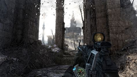 Metro Last Light Redux by Metro Redux Review The Definitive Way To Play Metro 2033