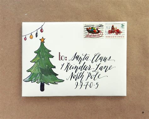 printable christmas cards envelopes printable holiday mail art envelopes freebie the