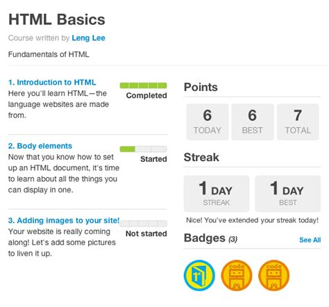 best way to learn html the best way to learn html