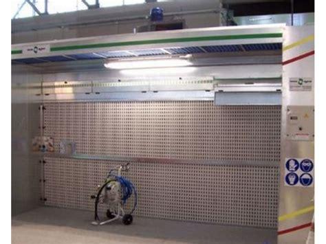 cabine per verniciatura usate cabina di verniciatura come nuova vero affare sicilia