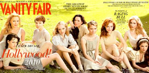 The Vanity Fair by Vanity Fair Magazine March 2010 Carey Mulligan Photo