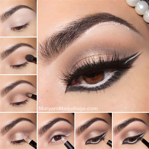 tutorial makeup com maryam maquillage quot wintry exotic quot arabic makeup tutorial
