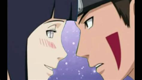 film naruto kiss hinata kiba and hinata kiss scene fake youtube