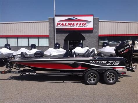 palmetto boat center greenville south carolina new 2016 nitro z21 for sale in greenville south carolina