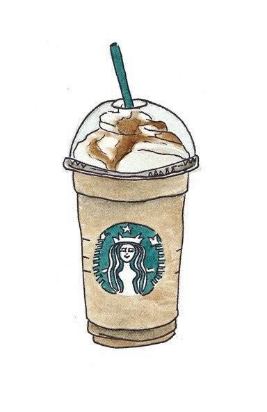 Gildan Starbucks Coffee By Omfash starbucks drawing starbucks drawings