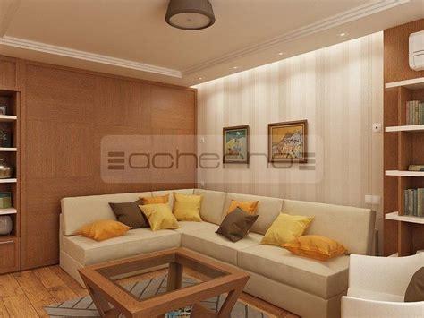 raumgestaltung wohnzimmer acherno elegante raumgestaltung in warmen erdt 246 nen