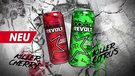 energy drink 2016 rockstar energy drink commercial 2016 revolt