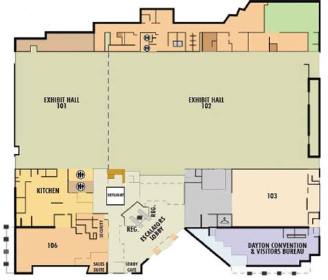 ta convention center floor plan floor layout home design ideas and pictures