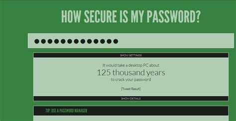 vista pe password reset 3 tools to check password strength i have a pc