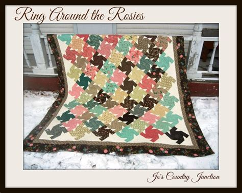 Rosies Quilt Shop by Ring Around The Rosies Quilt 171 Moda Bake Shop
