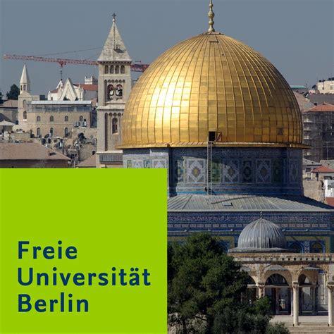 Fu Berlin Bewerbung Sommersemester 2016 Itunes U An Der Freien Universit 228 T Berlin