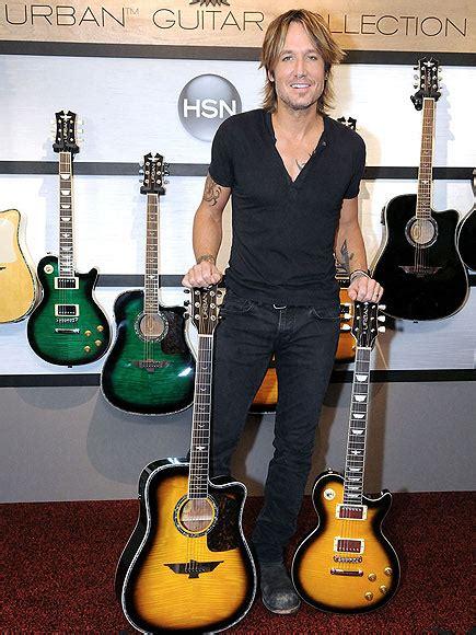 Keith Urban Guitar Giveaway - keith urban guitar line on hsn