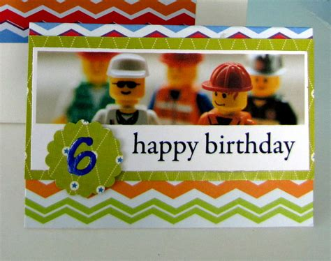 lego birthday card template my polka dotted bliss make it monday 5 minute hybrid